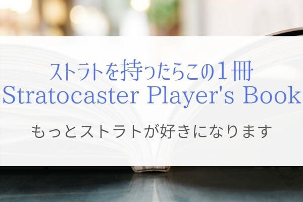 Stratocaster Player's Book