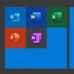Windows10 タイル