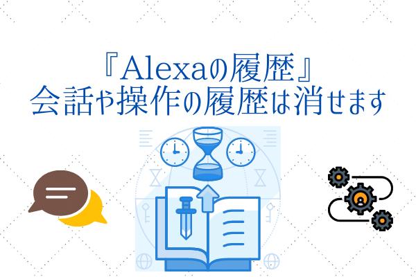 Alexaの履歴 (2)